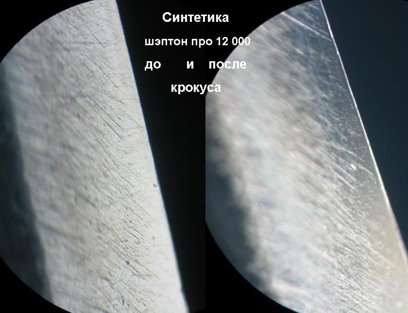синтетика-крокус
